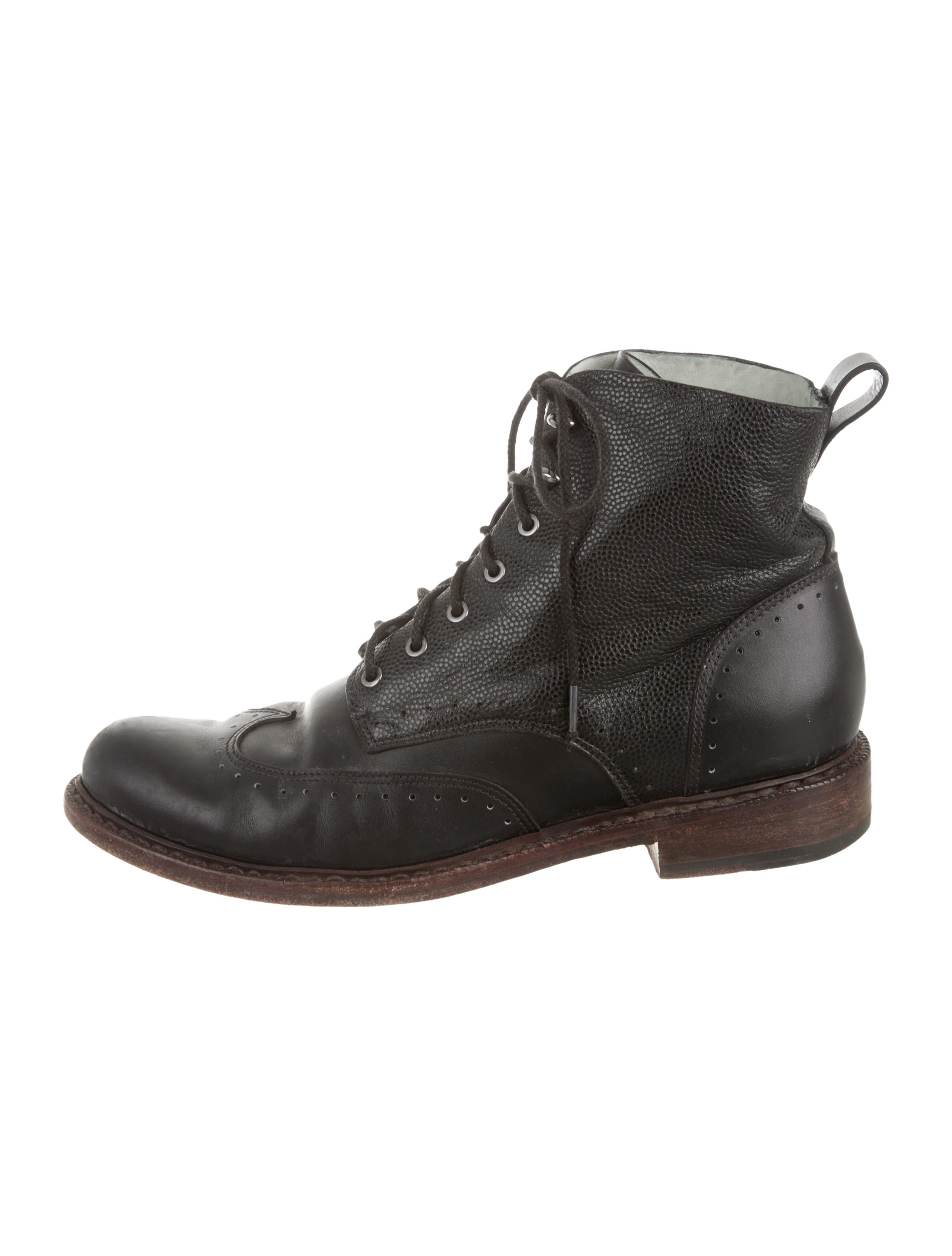 rag bone wingtip ankle boots shoes wragb39372 the