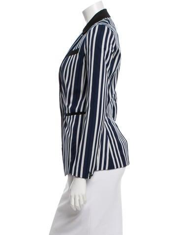 Striped Winsor Blazer w/ Tags