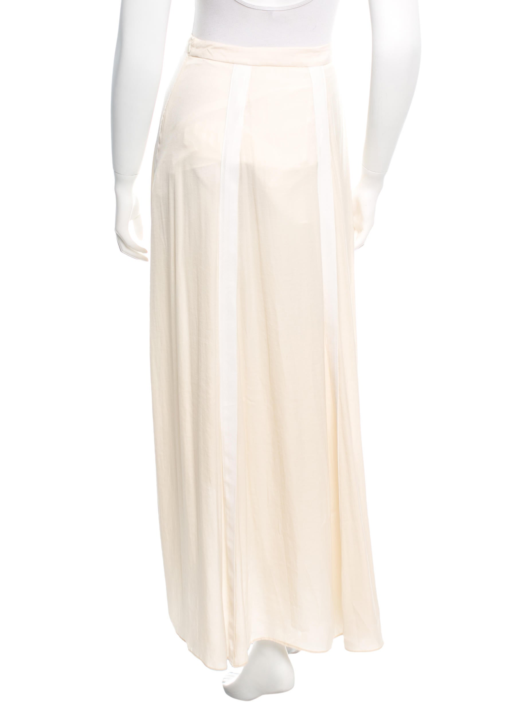 rag bone ruched maxi skirt clothing wragb45799 the