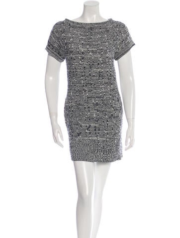 Rag & Bone Short Sleeve Knit Dress w/ Tags None