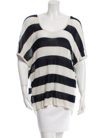 Rag & Bone Oversize Striped Top