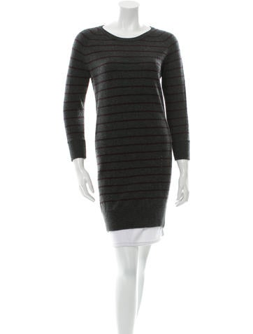 Rag & Bone Cashmere Long Sleeve Sweater None