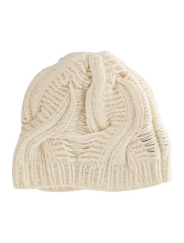 Rag & Bone Cable Knit Beanie None