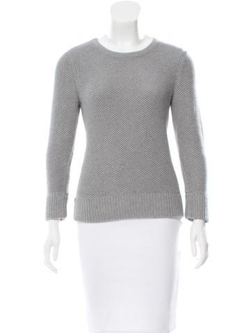 Rag & Bone Knit Crew Neck Sweater None