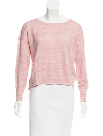 Rag & Bone Long Sleeve Knit Sweater None
