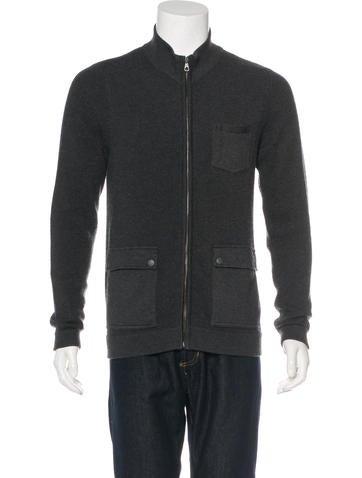 Rag & Bone Alps Wool-Blend Jacket w/ Tags None