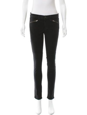 Rag & Bone Moto Skinny Jeans w/ Tags