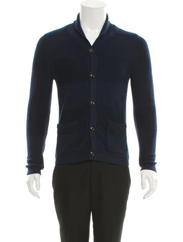 Rag & Bone Merino Wool Cardigan None