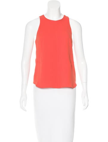 Rag & Bone Sleeveless High-Low Top