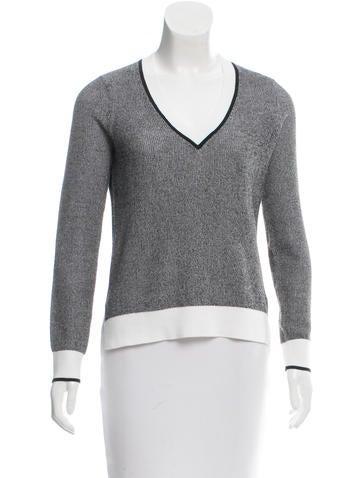 Rag & Bone Oversize Colorblock Sweater None