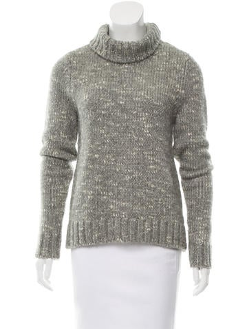 Rag & Bone Wool Turtleneck Sweater None