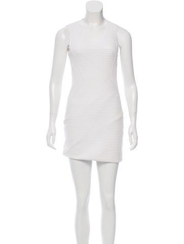 Rag & Bone Sleeveless Mini Dress None