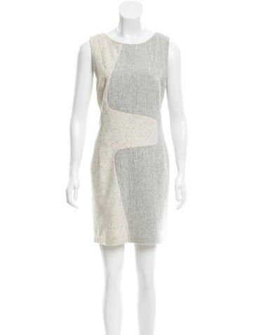 Rag & Bone Wool Tweed Dress