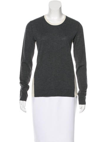 Rag & Bone Knit Wool Sweater None