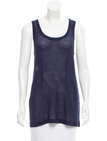Rag & Bone Rib Knit Sleeveless Top w/ Tags None