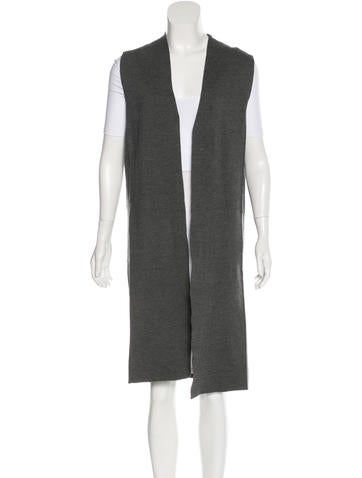 Rag & Bone Wool Longline Cardigan None