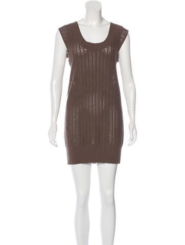 Rag & Bone Sleeveless Knit Dress None