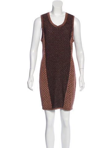 Rag & Bone Amanda Metallic Dress w/ Tags None