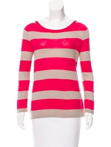 Rag & Bone Striped Wool Sweater w/ Tags None