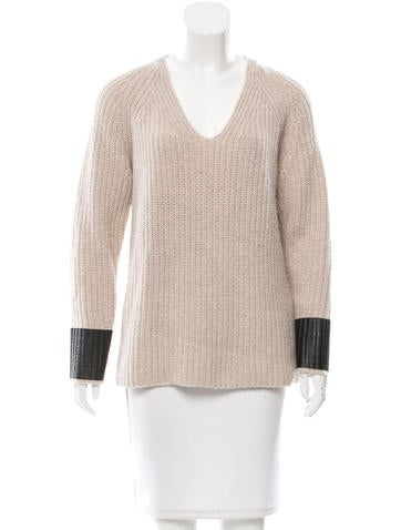 Rag & Bone Oversize Wool Sweater None