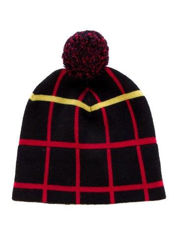 Rag & Bone Striped Wool Hat None