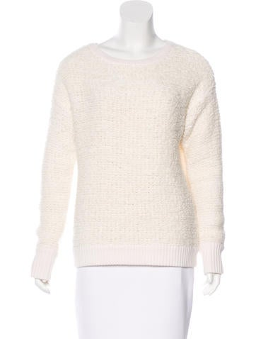Rag & Bone Wool Textured Sweater None