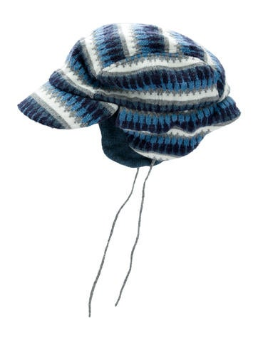 Rag & Bone Outdoor Patterned-Knit Hat None