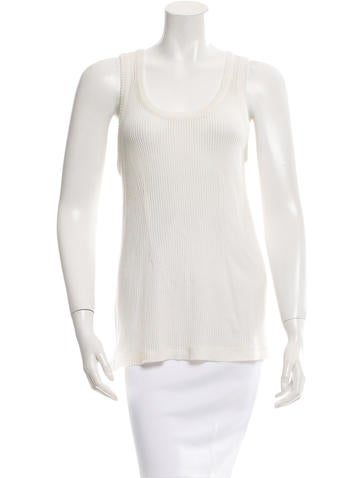 Rag & Bone Sleeveless Knit Top None