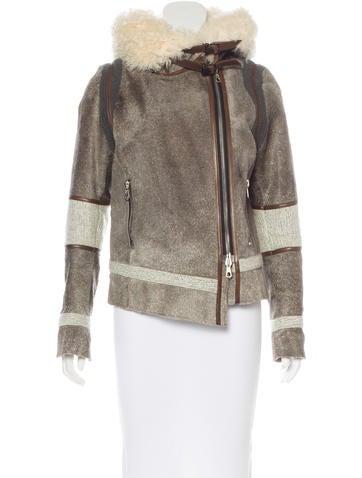 Shoreditch Shearling Jacket