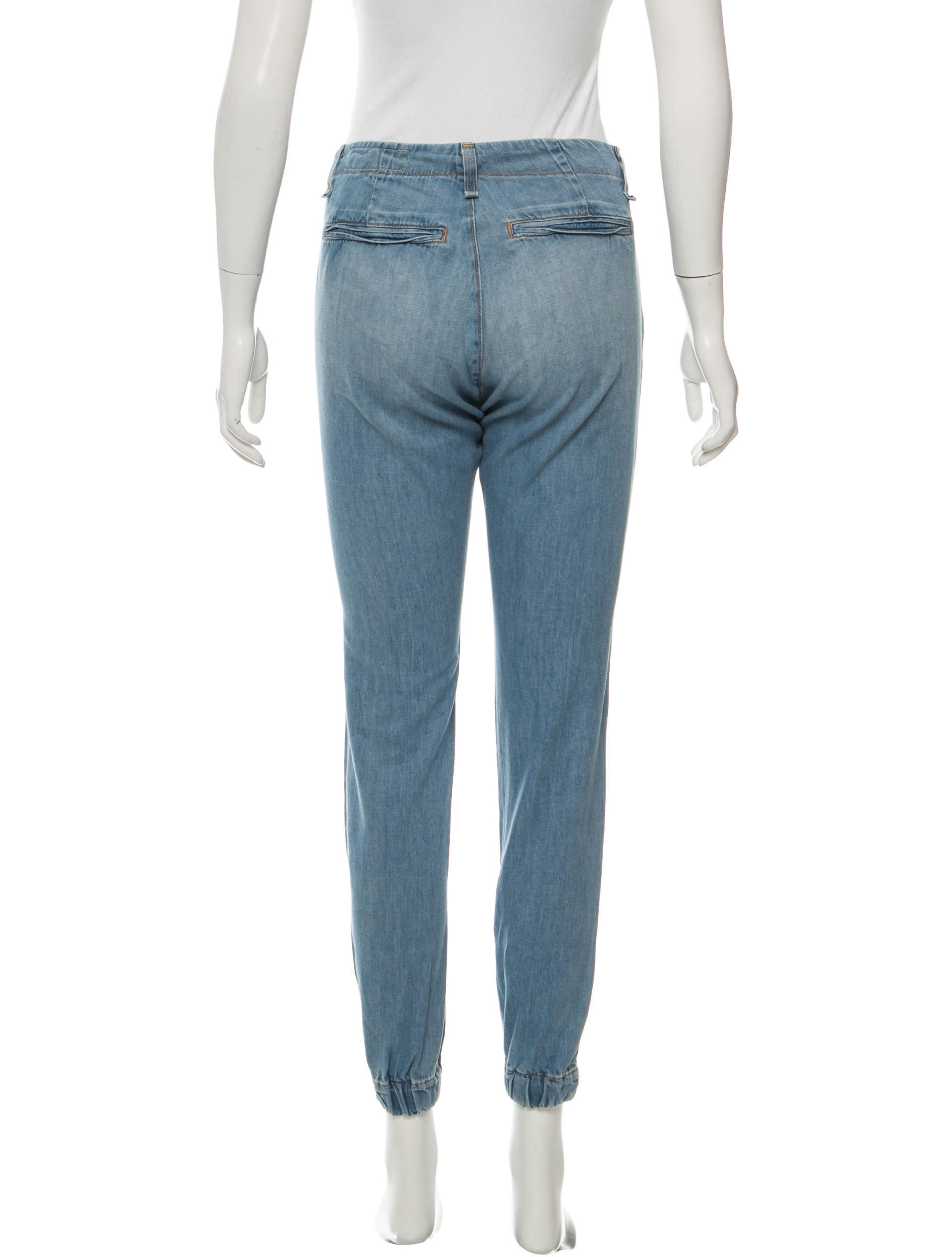 Rag bone chambray skinny jeans clothing wragb62659 for Chambray jeans