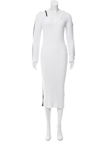 Rag & Bone Maxi Rib Knit Dress w/ Tags None
