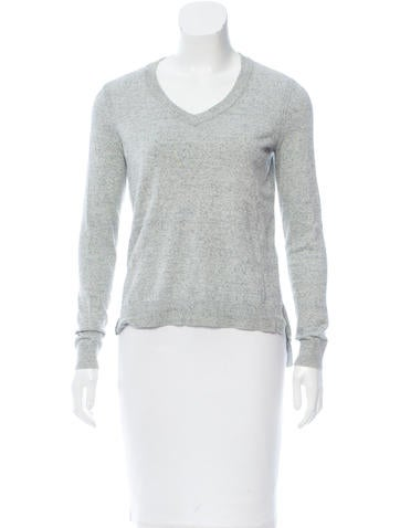 Rag & Bone V-Neck Sweater None