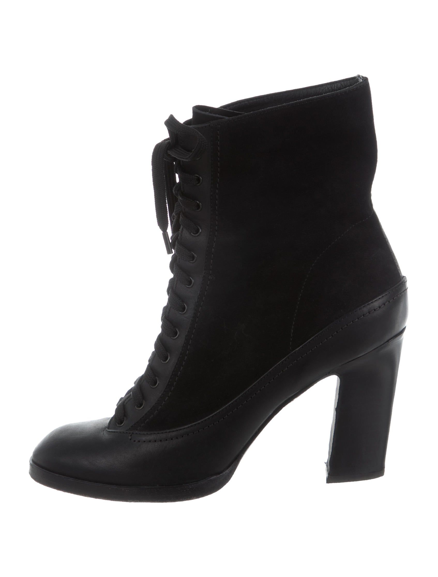 rag bone suede lace up ankle boots shoes wragb66764