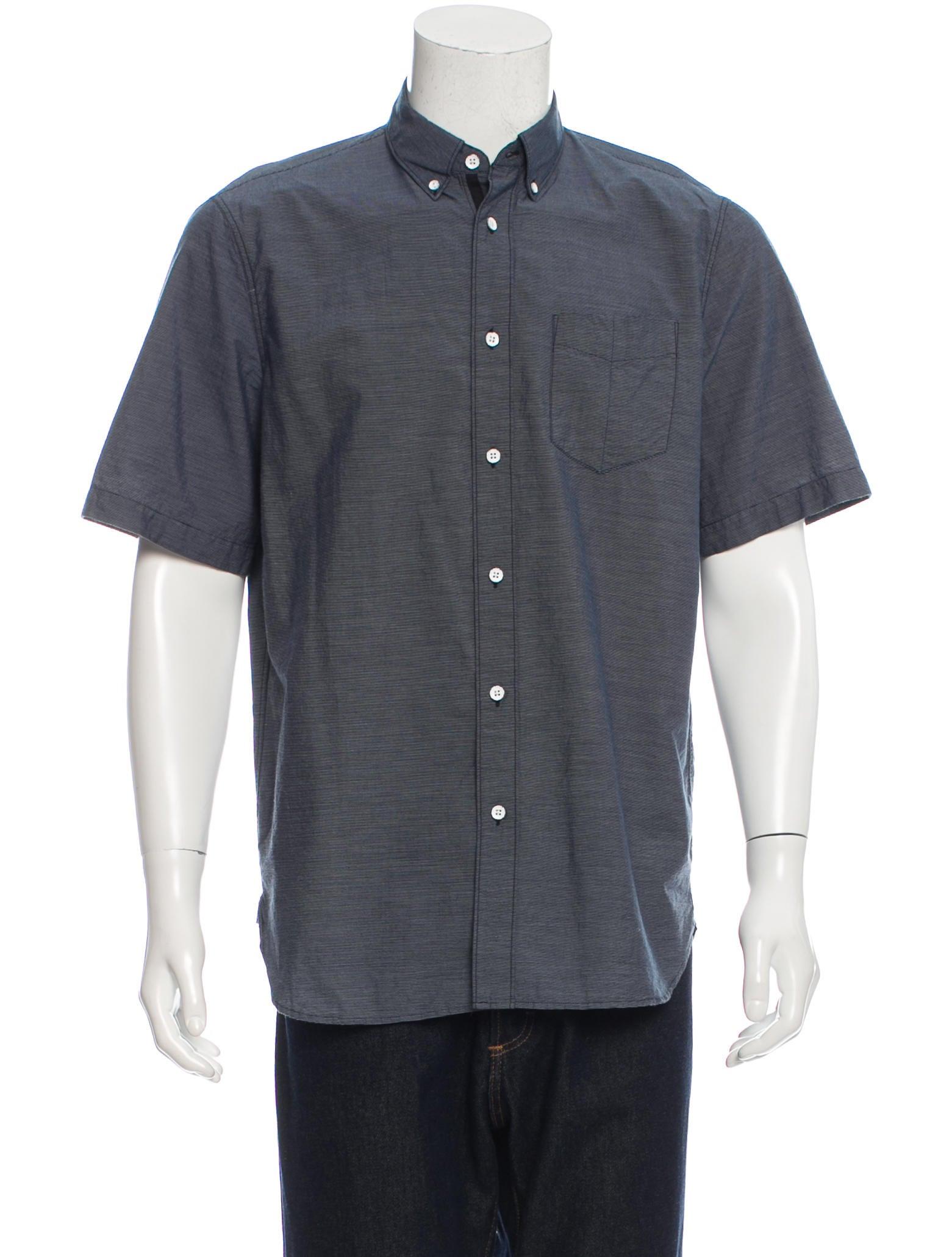 Rag bone slim fit button up shirt clothing for Rag and bone mens shirts sale