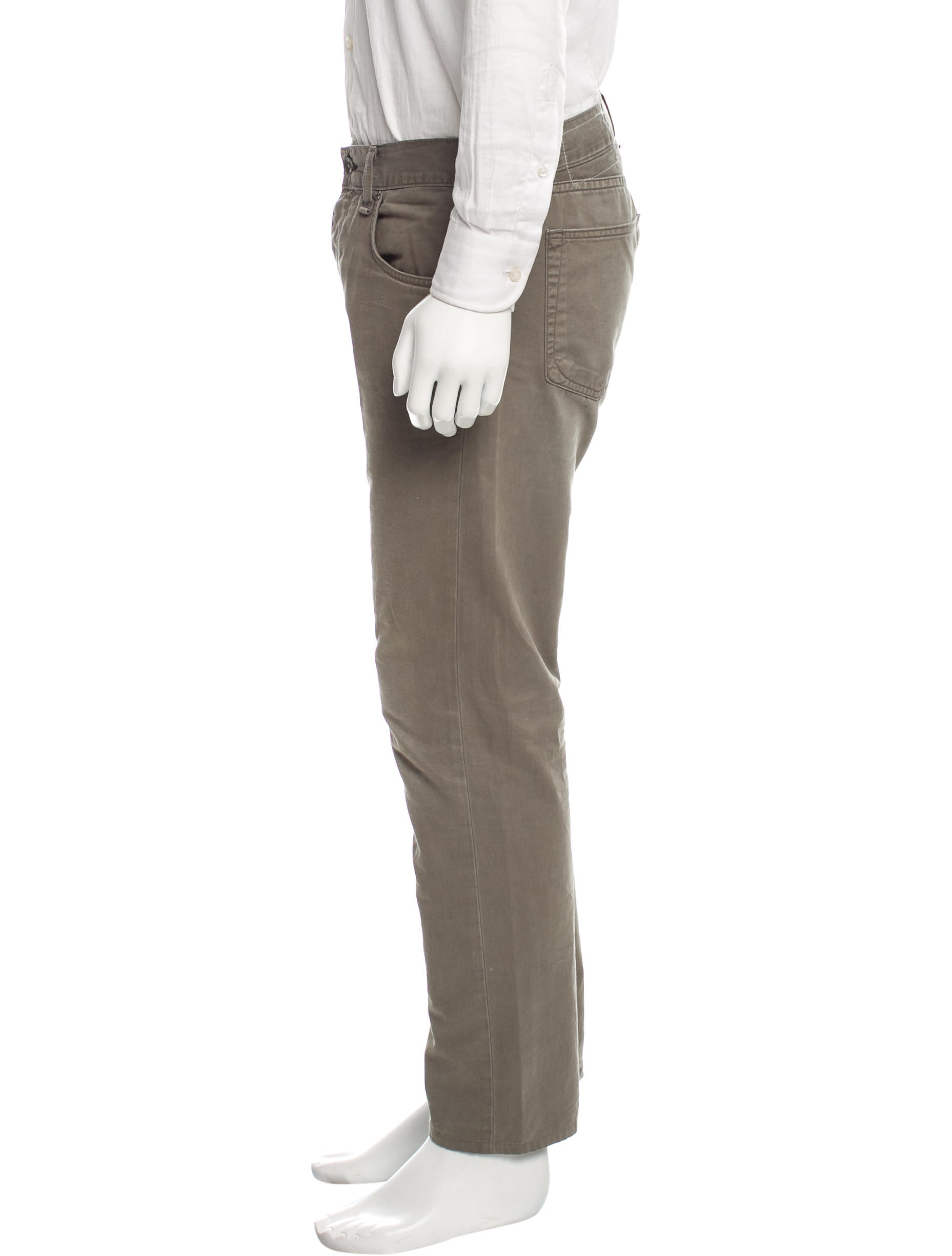 A versatile fit that is slim without being too narrow through the leg, the ™ slim straight pants sit below the waist and are slim through the thigh with a straigh /5().