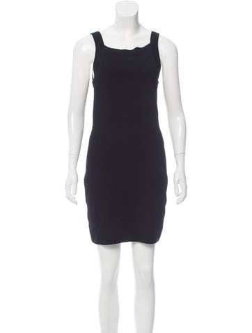 Rag & Bone Bodycon Mini Dress None