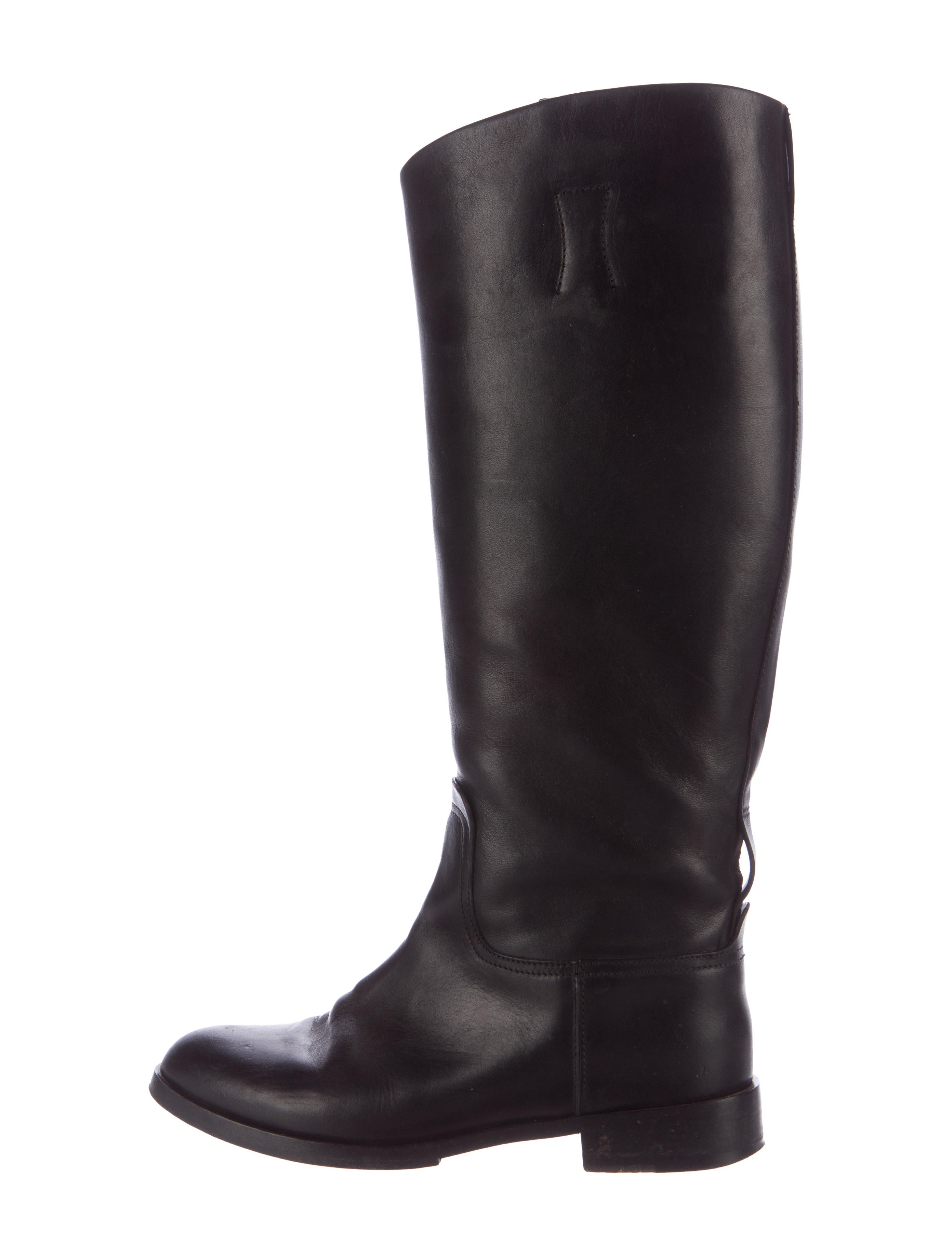 rag bone leather knee high boots shoes wragb68879