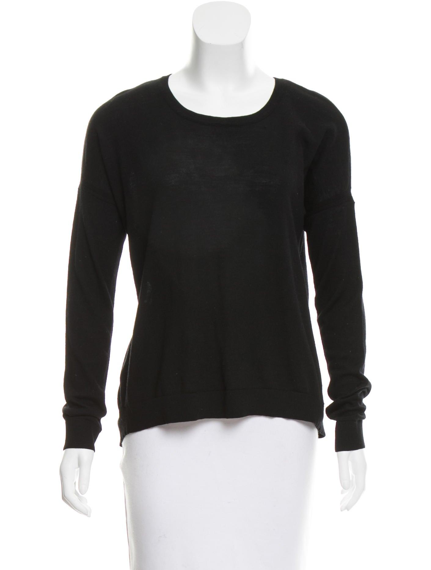 Rag bone wool long sleeve top clothing wragb69572 for Best wool shirt jackets