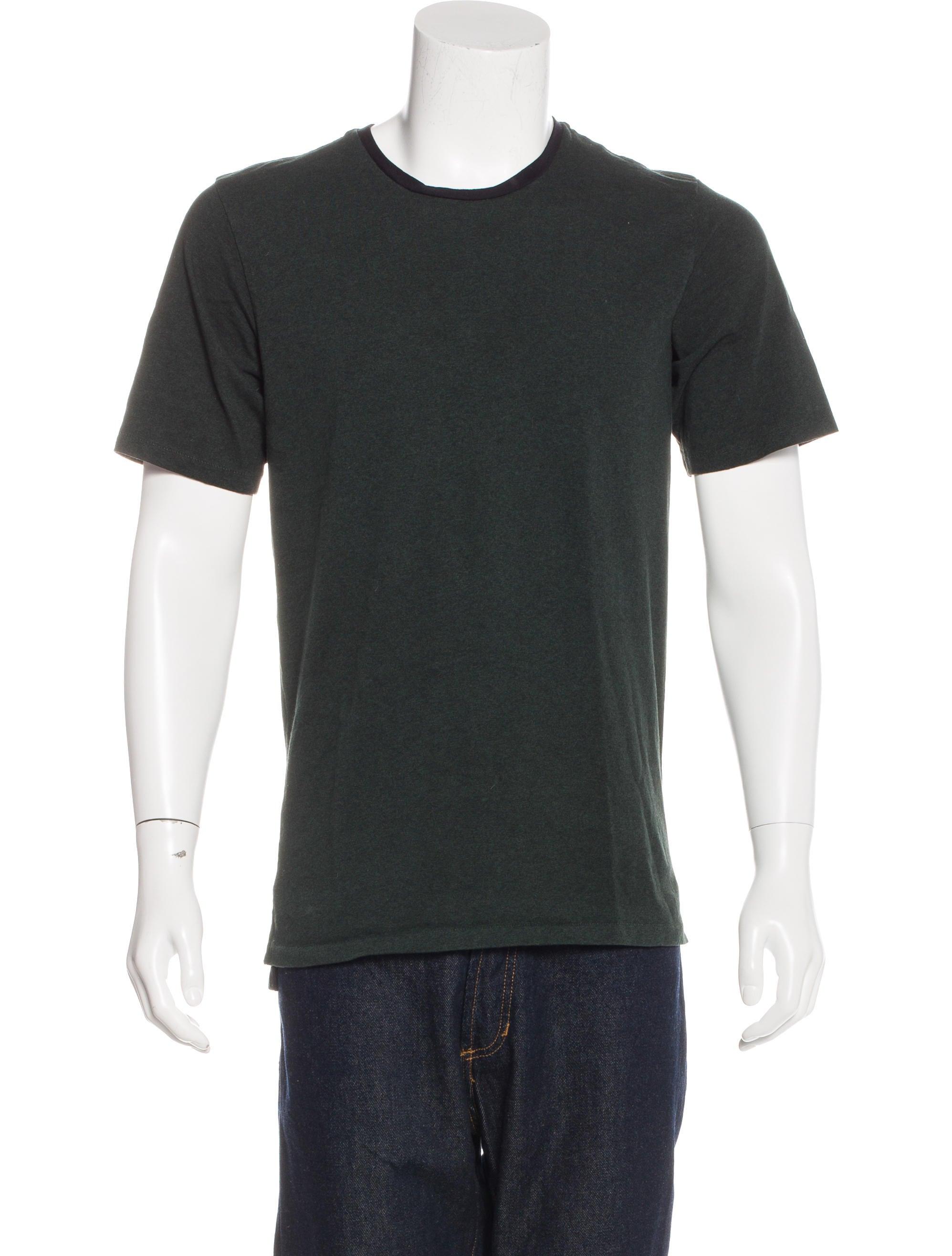 Rag Bone Crew Neck T Shirt Clothing Wragb69581 The
