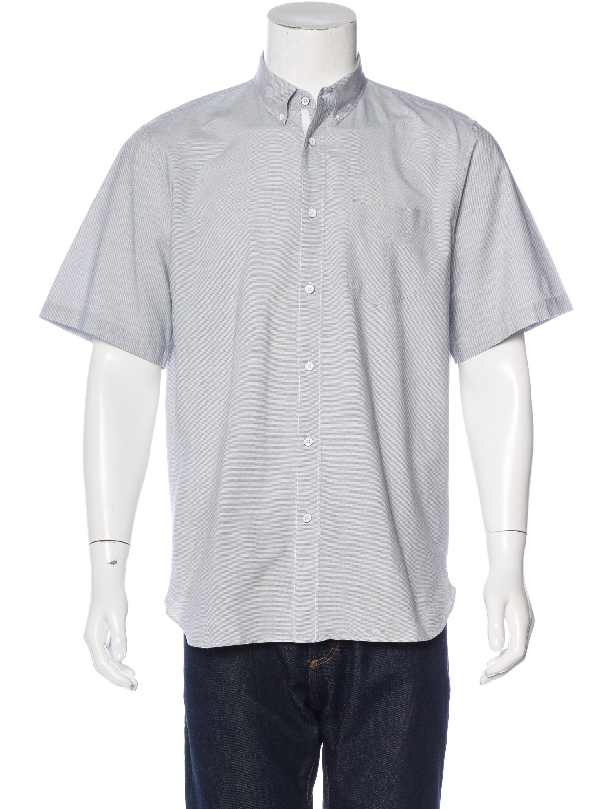 Rag bone striped button down shirt clothing for Striped button down shirts for men