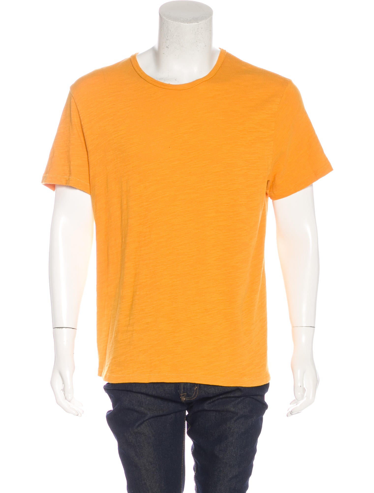Rag bone crew neck t shirt clothing wragb71801 the for Rag and bone mens shirts sale