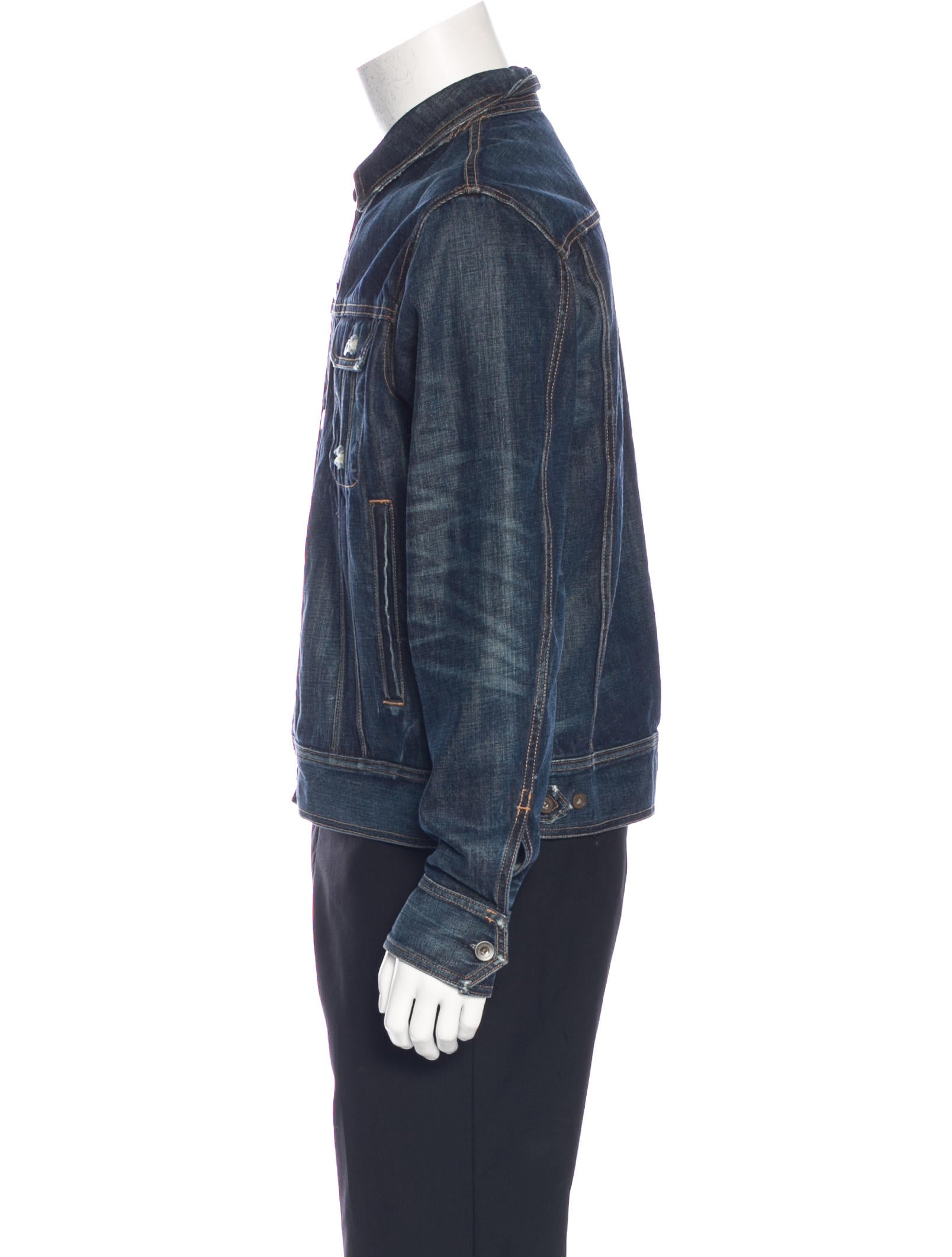 Rag Amp Bone Denim Trucker Jacket Clothing Wragb71843