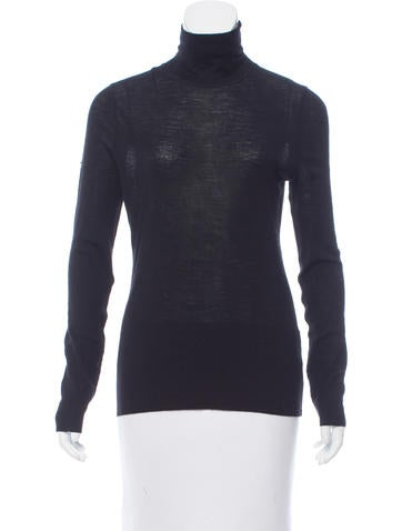 Rag & Bone Wool-Blend Long Sleeve Top None