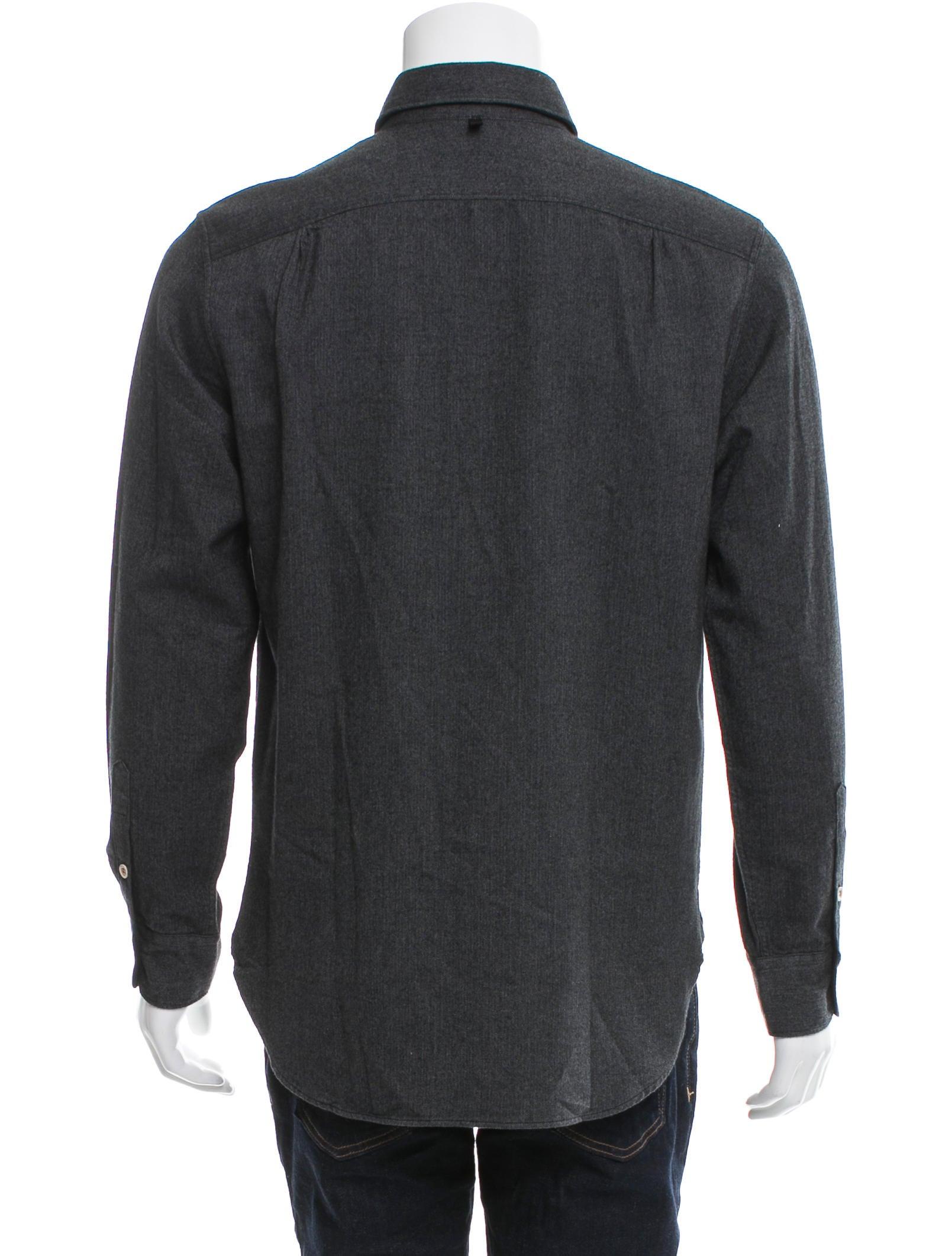 Rag Bone Herringbone Button Up Shirt W Tags Clothing