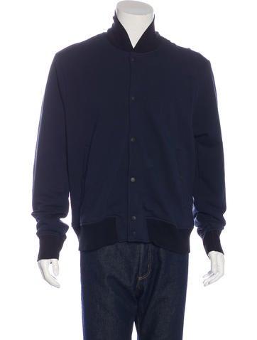 Rag & Bone Knit Varsity Jacket w/ Tags None
