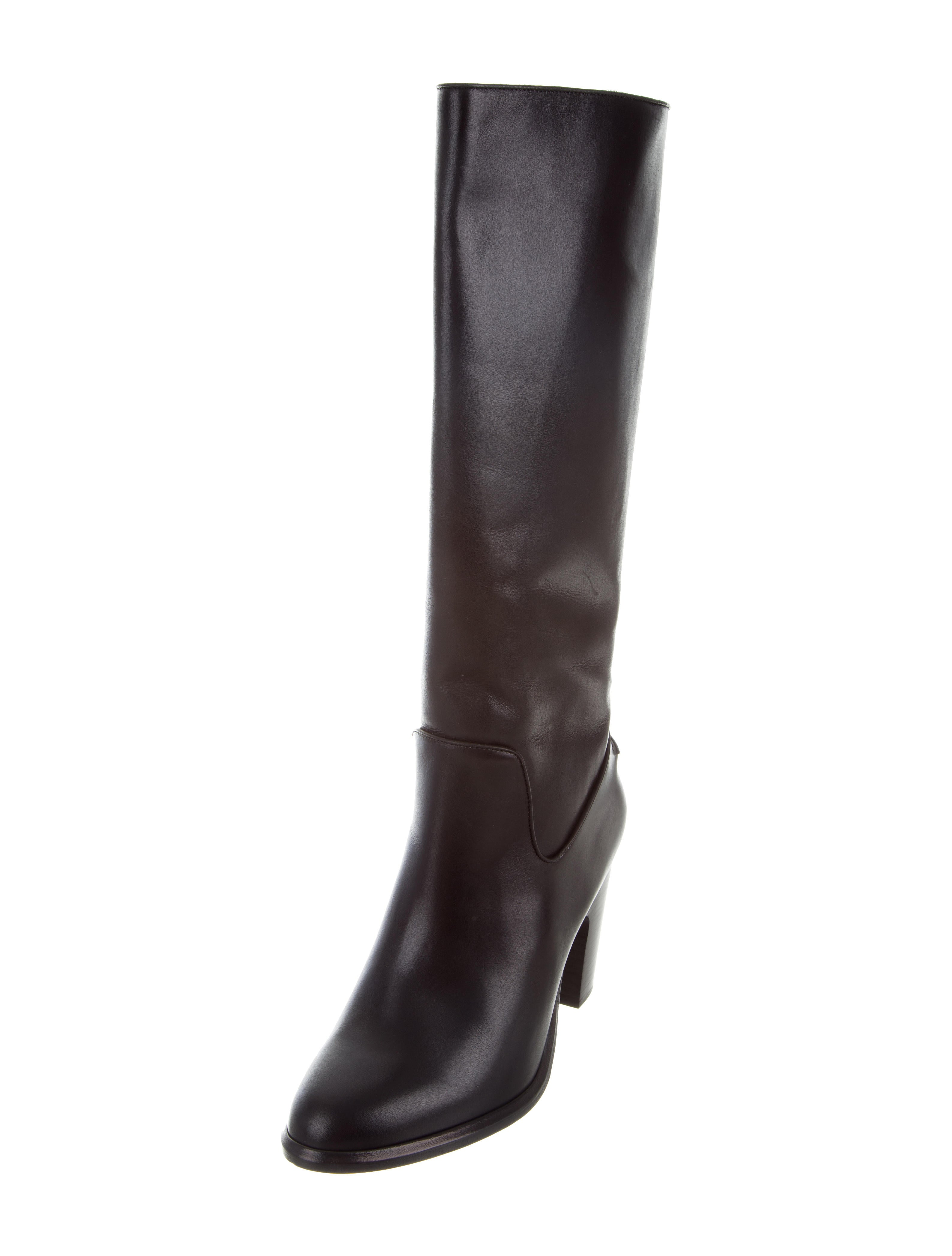 rag bone leather knee high boots shoes wragb74392