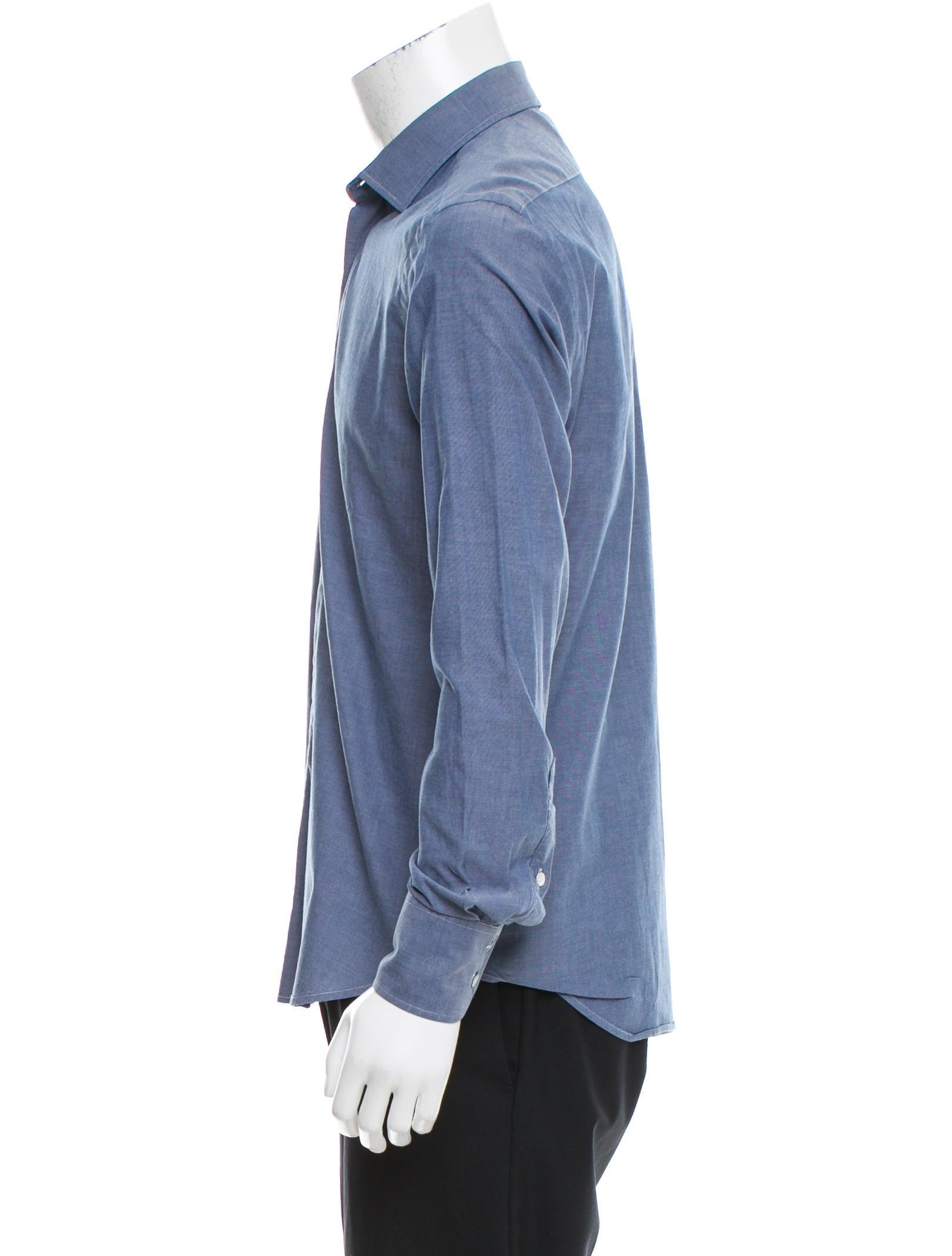 Rag bone chambray button up shirt clothing for Rag bone shirt