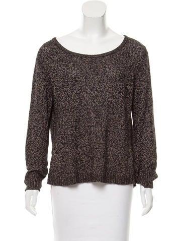 Rag & Bone Mélange Lightweight Sweater None