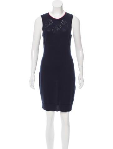 Rag & Bone Adriana Perforated Dress w/ Tags None