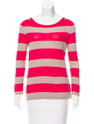 Rag & Bone Striped Wool Sweater w/ Tags None